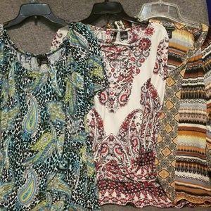 New Direction shirt bundle
